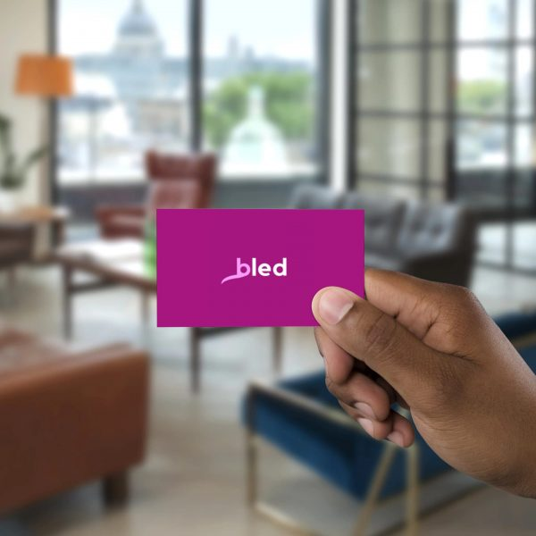 bled card view