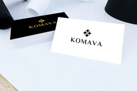 komava card view