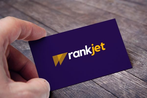 rankjet business card view