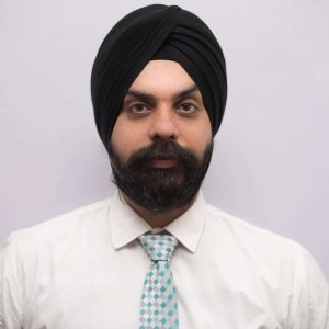Harmandeep Singh Founder of Namoxy