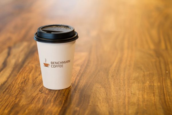 Benchmarkcoffee coffeecup view
