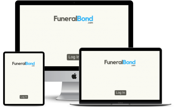 funeralbond multidevices view