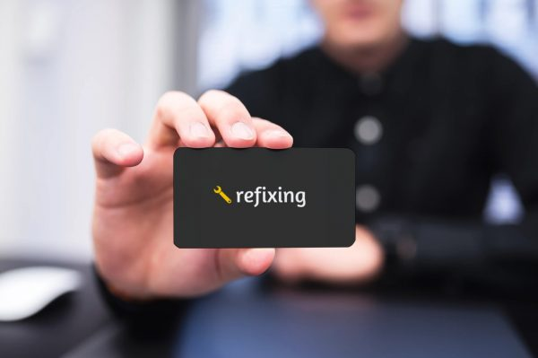 refixing card view