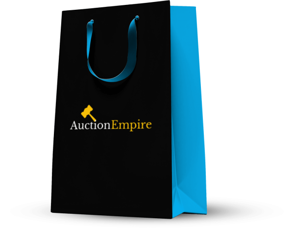 auction empire bag view