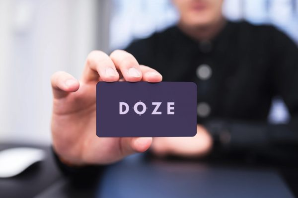 doze card view