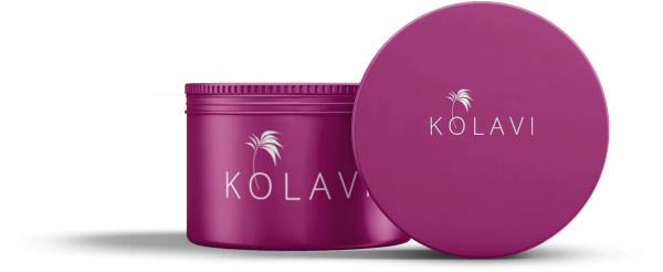 kolavi cream box view