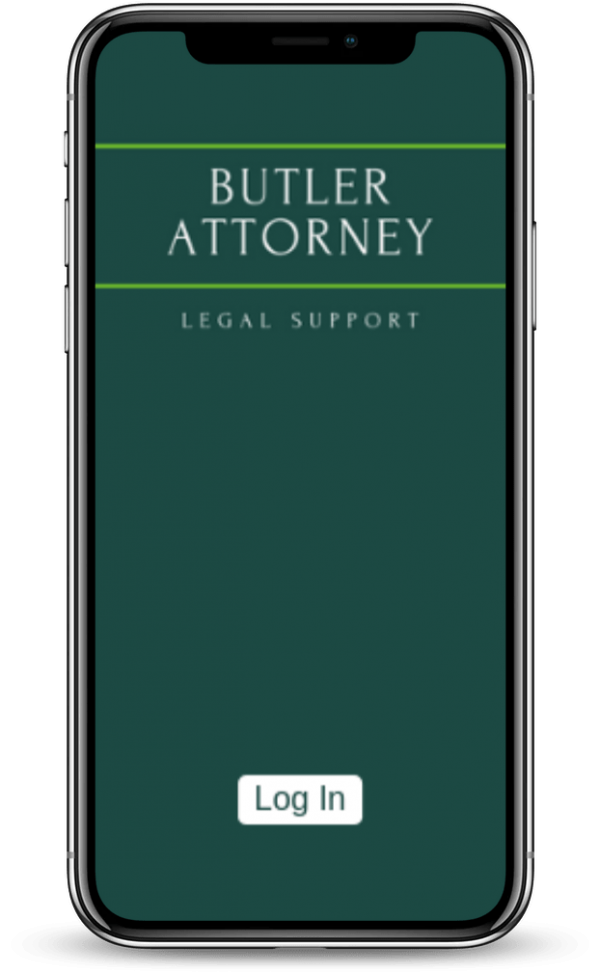 buttler attorney mobile view