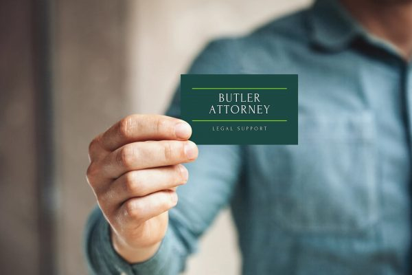 buttler attorney card view