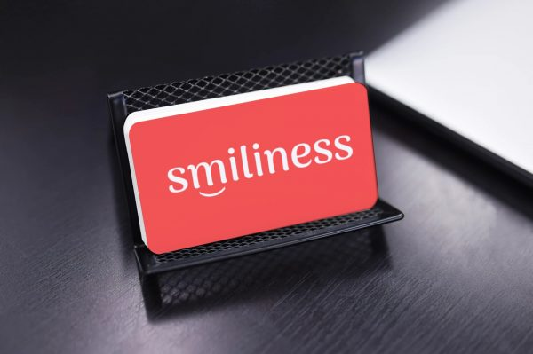 smiliness card view