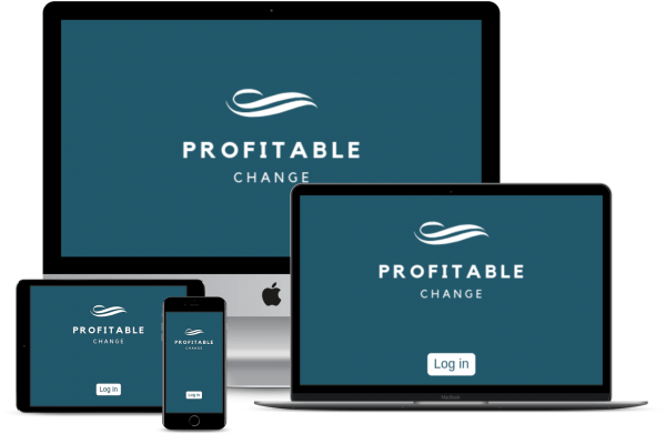 profitablechange multidevices view