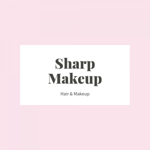 Sharp Makeup