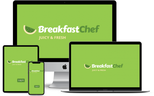 breakfastchef multidevices view