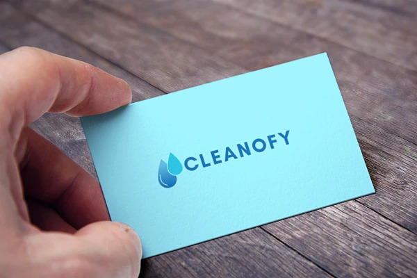 Cleanofy card view