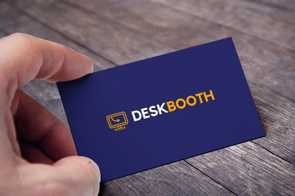 desk booth