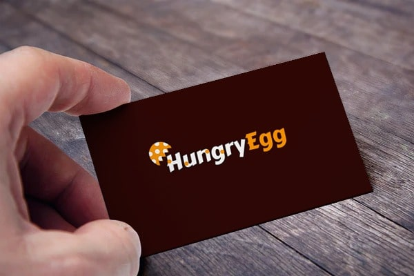 hungry egg card view