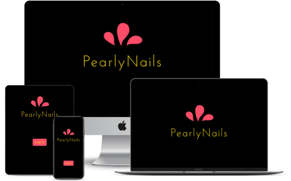 pearlynails multidevices view