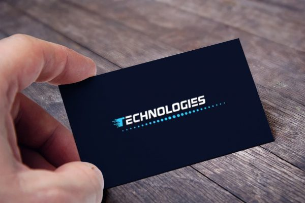 Technologies logo card view