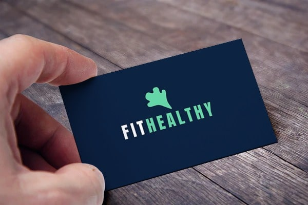 fit healthy card view