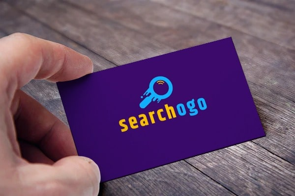 searchogo card view