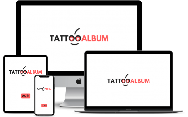 tattoo album multidevices view