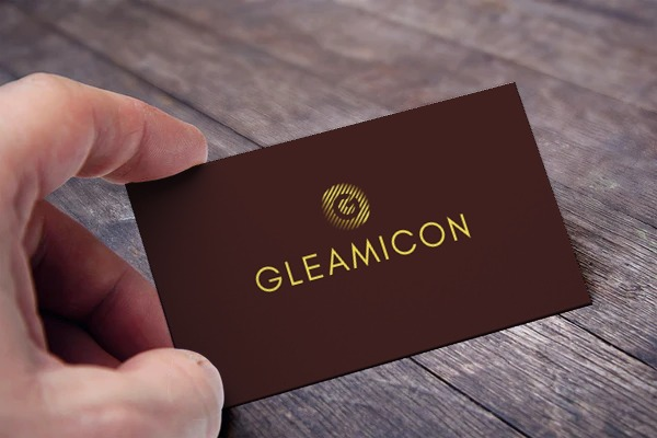 gleamicon card view