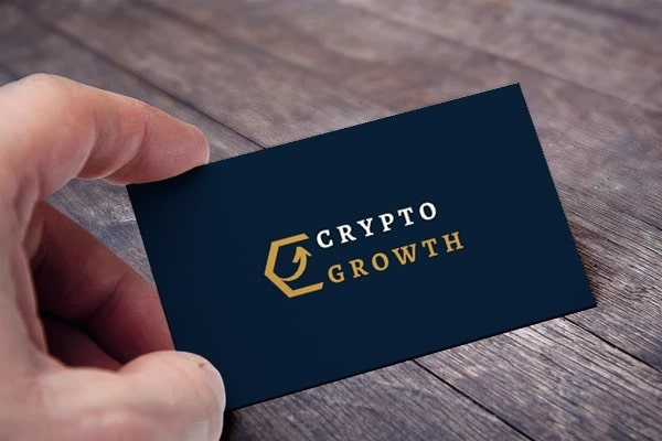 crypto growth card view