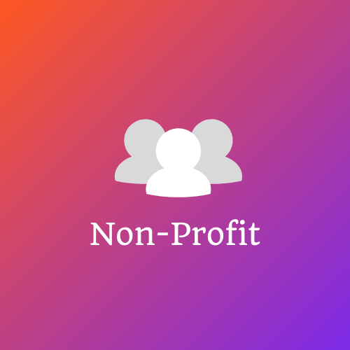 Non Profit organisations Domain Names