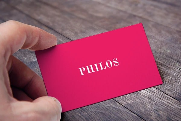 philos card view