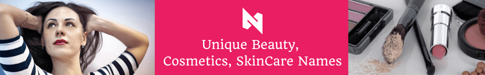 beauty names for business