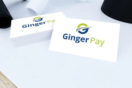 Ginger Pay Card View