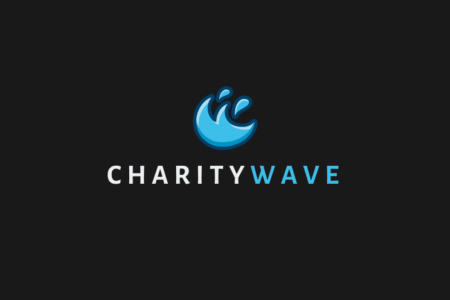 charity wave logo