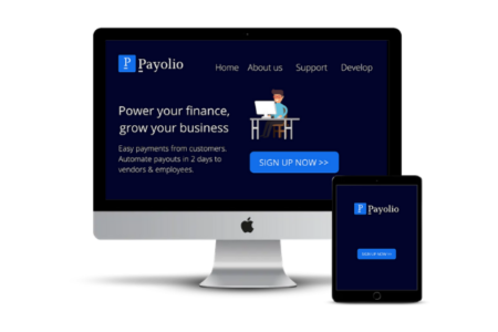 payolio multidevices view