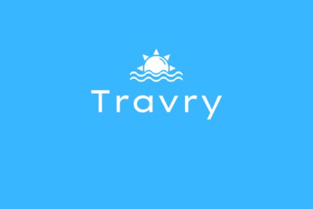 travry dark logo