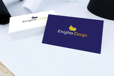 knights cargo card view
