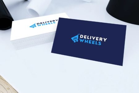 Delivery wheels card view