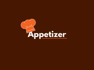appetizer brown logo