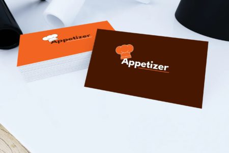 appetizer card view