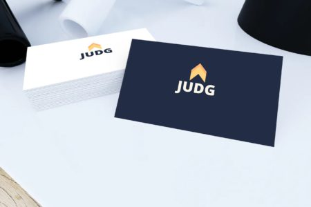 judg card view
