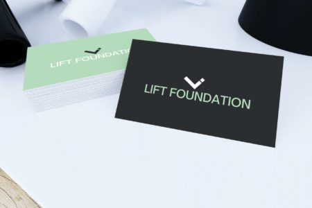 lift foundation card view
