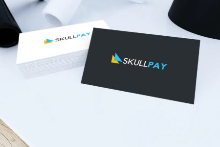 skull pay card view