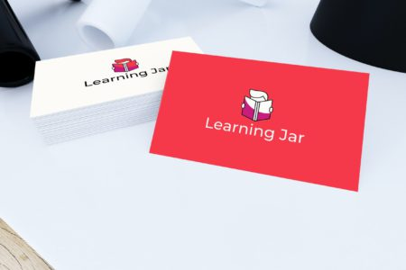 learning jar card view