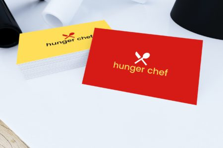 hunger chef card view