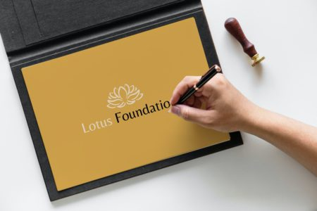 lotus foundation poster view